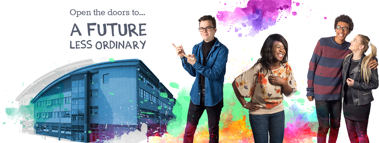 Bilborough College - A Future Less Ordinary